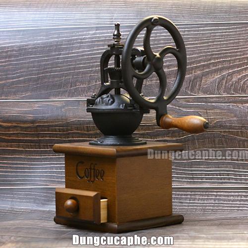 Góc chụp nghiêng của cối nghiền cà phê BE8501-9