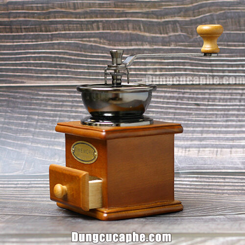 Góc nghiêng của máy xay tay cà phê TM8521A