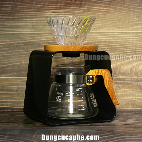 Giá đỡ cà phê V60 Stand Hario DSC- 1TB