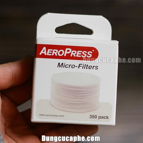 Giấy lọc cà phê Aeropress