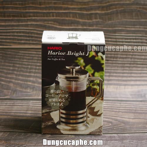 Hộp đựng của bình pha trà và cà phê French Press Hario 300ml