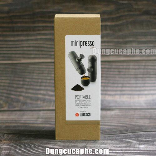 Hộp đựng của máy ép cà phê Espresso bằng tay Minipresso