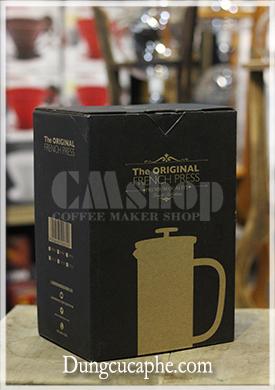 Hộp bình pha trà cà phê French Press Time More 600ml