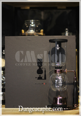 Hộp syphon Time More Xtremor Rose Gold Limited Edition