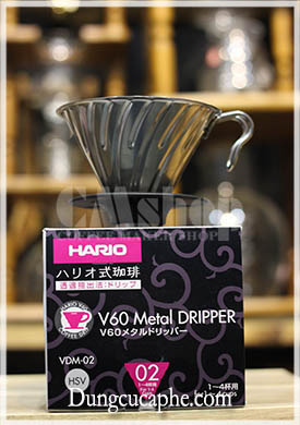 Hario V60 VDM-02HSV full box