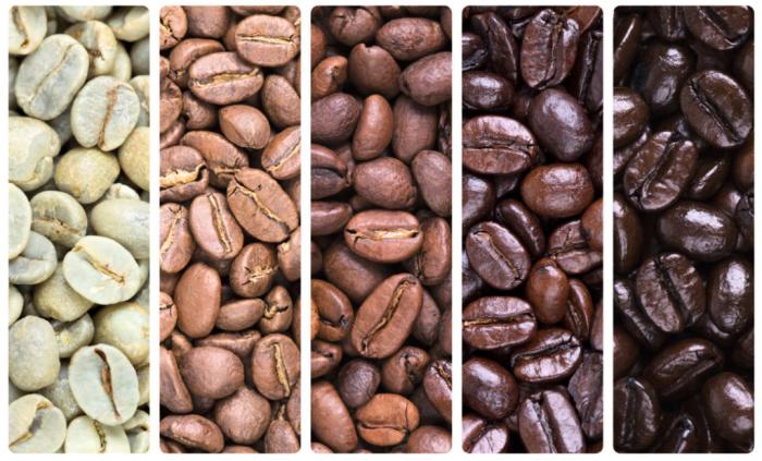Cà phê Trắng là cà phê được rang nhẹ