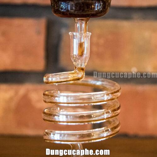 Lò xo xoắn của bộ pha cà phê Cold Drip Yama 6-8 cups