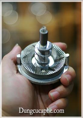 Lưỡi xay sắc bén gia công CNC của máy xay Kalita Nice Cut Mill