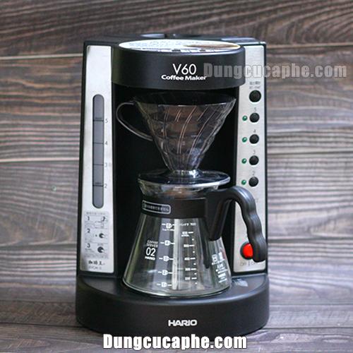 Máy pha cà phê Drip tự động Hario V60 Nhật Bản EVCM-5 dung tích 750ml dành cho gia đình