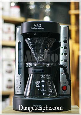 Máy pha cà phê tự động V60 Coffee Maker EVCM-5 dung tích 750ml dành cho gia đình