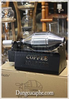 Máy rang cà phê mẫu chuyên dụng 200g Fejoy ET