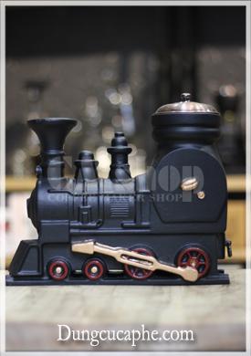 Máy xay cà phê bằng tay đầu tàu xe lửa BE 9401