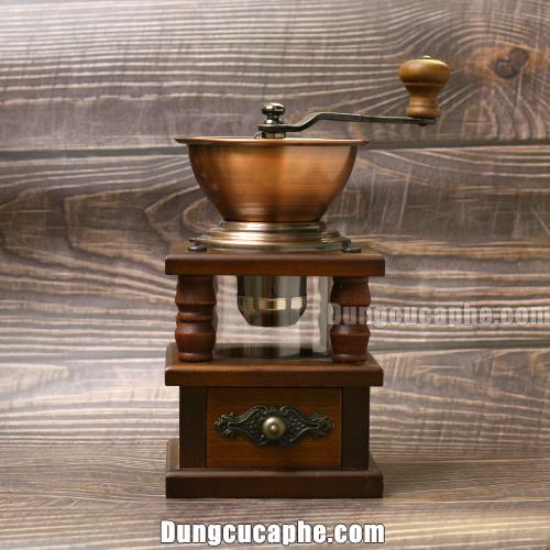 Máy xay cà phê bằng tay BE9109 sản xuất tại Đài Loan