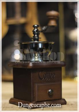 Máy xay cà phê bằng tay mini BE 8521A