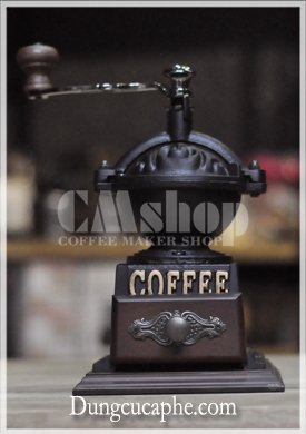 Máy xay cà phê tay BE 9888 cao cấp