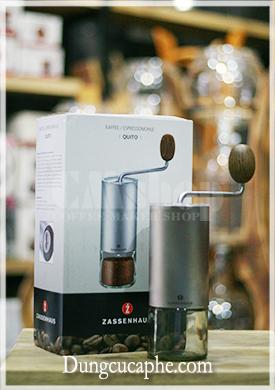Máy xay cà phê tay Zassenhaus - Quito made in Germany
