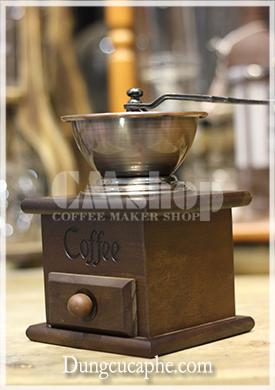Máy xay cà phê tay cổ điển BE9919