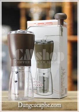 Máy xay cà phê tay giá rẻ Tiamo