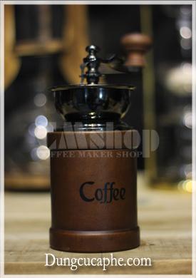 Máy xay cafe tay mini BE 2012-6