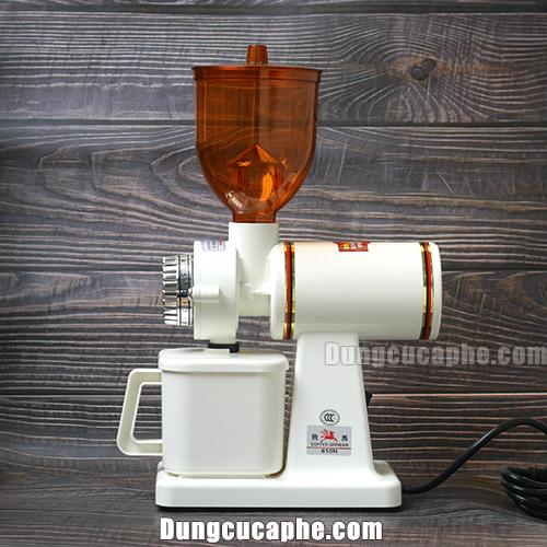 Máy xay mini chuyên dụng xay cà phê Drip-V60 Feima 610N đĩa đinh