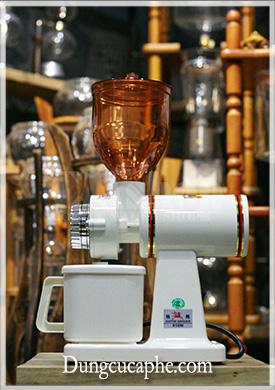Máy xay mini chuyên dụng xay cà phê Pour Over – Feima 610N đĩa đinh