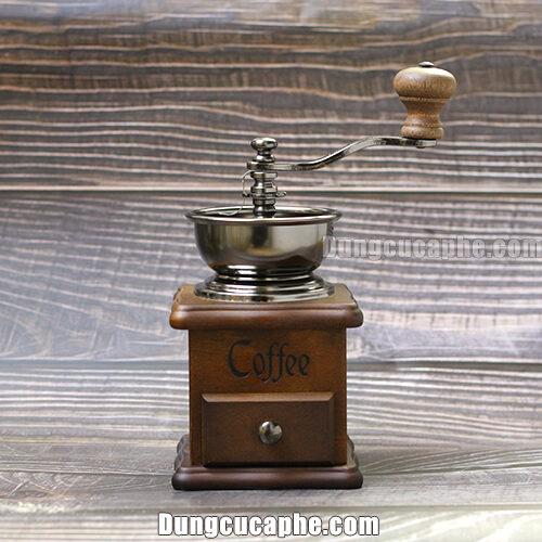 Máy xay tay cà phê BE8521A made in Taiwan