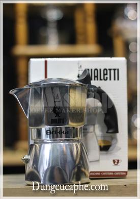 Moka Brikka 2 cup là sản phẩm luôn được săn đón nhiều nhất của mọi gia đình yêu cafe