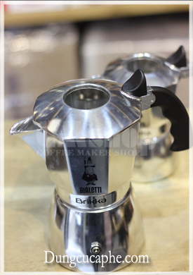 Moka Brikka 4 cup