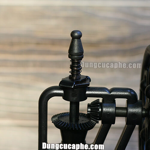Phần điều chỉnh cỡ của máy xay tay cổ điển cà phê Beng