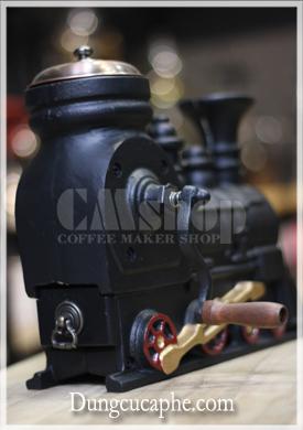 Phần cối nghiền của máy xay cà phê đầu tàu xe lửa BE 9401