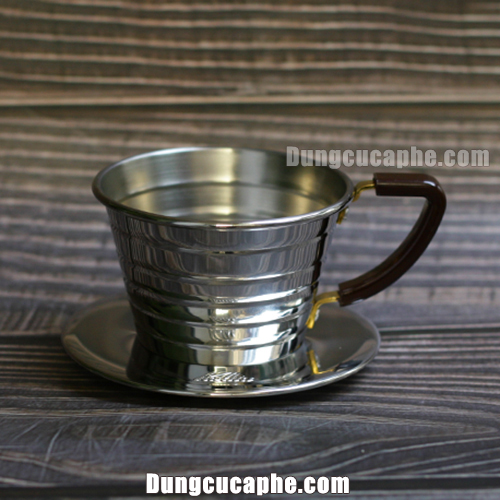 Phễu lọc cà phê Kalita Wave 155 – Made in Japan
