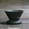 Phễu lọc cà phê gốm Timemore Ceramic Eye Dripper 01