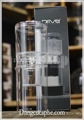 Pha cà phê lạnh tại nhà với bình Cold Drip Driver SP10