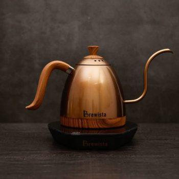 Ấm rót cà phê Brewista Rose Gold