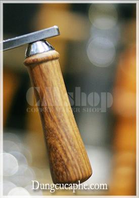 Tay cầm bằng gỗ cách nhiệt hiệu quả của ấm rót Drip giá rẻ