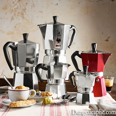 Trải qua vô vàn thăng trầm lịch sự nhưng ấm Moka Pot vẫn giữ được vị trí riêng trong lòng những người yêu cà phê Italia.