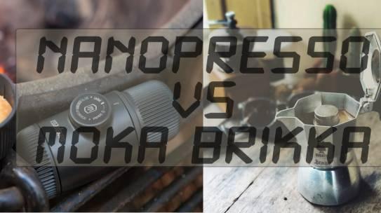 Wacaco Nanopresso & Moka Brikka bạn sẽ chọn dụng cụ pha cà phê nào???