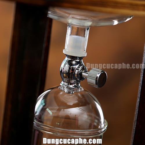 Van điều chỉnh nhỏ giọt của bộ pha cafe BD-7