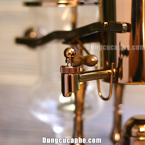 Van mở rót nước của bình syphon cân bằng Timemore slim