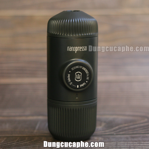 Wacaco NanoPresso – dụng cụ pha Espresso thủ công nhỏ nhất thế giới với sức mạnh của một máy pha cà phê chuyên nghiệp.