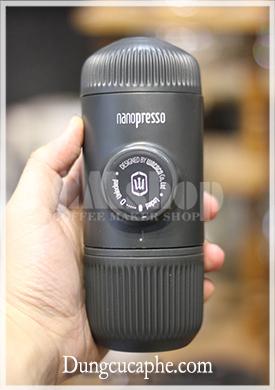 Wacaco NanoPresso - dụng cụ pha Espresso cầm tay nhỏ nhất thế giới