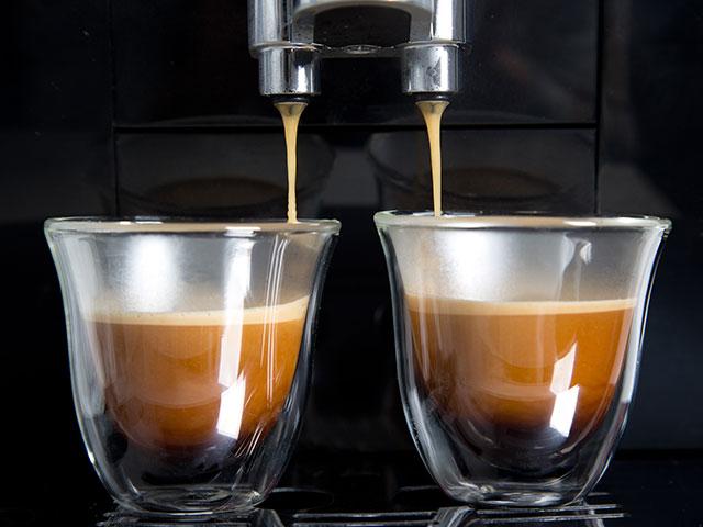 Lớp bọt crema là đặc trưng của cà phê Espresso